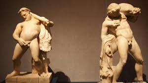 bbc culture sculpture of ancient rome the shock of the old