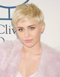 2015 speing hair cuts for round faces from brad pitt to miley cyrus the best platinum hair through the