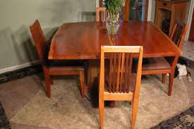 custom dining tables dumond u0027s custom furniture