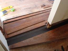 Replacing Laminate Flooring With Hardwood Termites In Hardwood Floors Renovations Replacing The