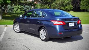 car nissan sentra 2014 nissan sentra test drive review