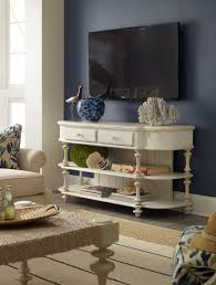 Console Table For Living Room by Hooker Furniture Living Room Sandcastle Console Table 5900 80151 Wh