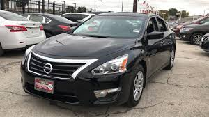 Used One Owner 2015 Nissan Altima 2 5 S Chicago Il Western Ave