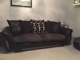 Pillow Back Sofas by Dfs Shannon 4 Seater Pillow Back Sofa In Basingstoke Hampshire
