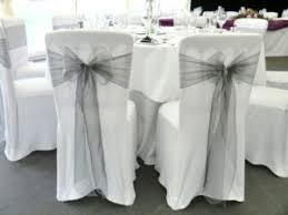 Silver Chair Covers Chair Covers U0026 Sashes U2013 Bencel Hire