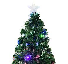 100 artificial tree fiber optic 6ft best 25 fiber