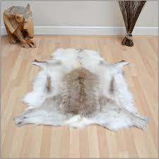 Faux Cowhide Rugs Animal Skin Rugs Canada White Diy Faux Cowhide Rug For Under