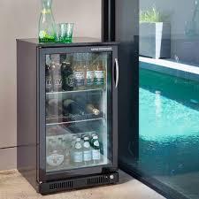mini bar refrigerator glass door silverstorm 118l glass door bar fridge sf118 ebay mini