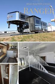 i will take it a fabulous luxury horse trailer with living