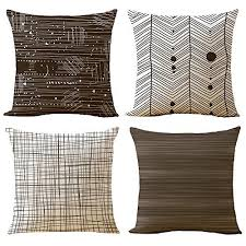 Furniture Throw Covers For Sofa by Throw Pillow Sets For Couch Amazon Com