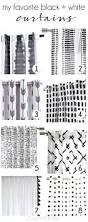 Philadelphia Magazine Design Home 2016 by My Favorite Black And White Curtains Cuckoo4design