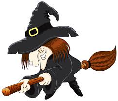 witch halloween clipart clipartxtras