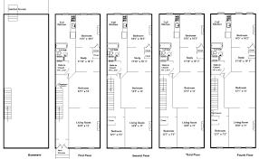 london row house floor plans rowee download home ideas london row house floor plans