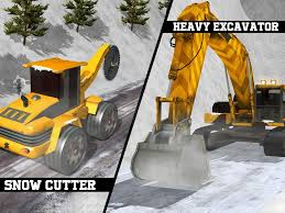 offroad snow cutter excavator android apps on google play