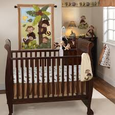 Nursery Bedding Sets Canada by Poppi Living Safari 3 Piece Crib Bedding Set Walmart Com