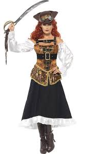Steampunk Halloween Costumes 21 Pirates Penz Images Pirates Steampunk