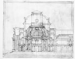 architectural buildings sketches lukang me