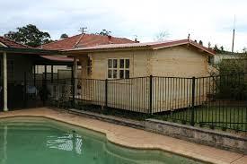 tasman 5m x 4m cabin log cabins
