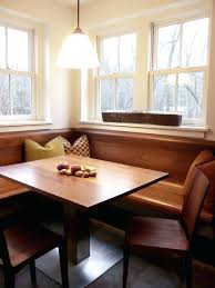 breakfast nook ideas modern breakfast nook set nelson corner breakfast nook set with