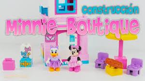 minnie boutique daisy construction lego toys minnie