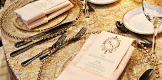 how to set a formal table how to set a formal table edison ballroom new york
