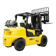 lpg forklift ride on counterbalanced handling 40l 7a