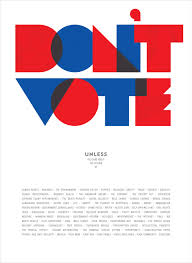 gallery posters that will make you want to go vote