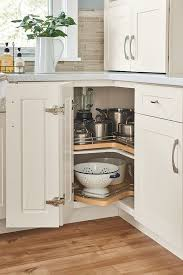 42 inch kitchen wall cabinets lowes turn useless corner space into maximum storage space chrome