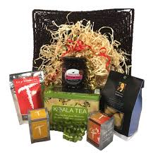cing gift basket afternoon tea gift hers from flavours of byron bay