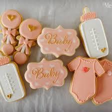 baby shower cookies cookies