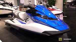 2016 yamaha fx ho high output jet ski walkaround 2016 toronto