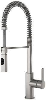 professional kitchen faucet julien 306206 peak professional spray kitchen faucet qualitybath com