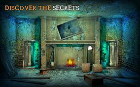 Haunted House Halloween Games Haunted House Escape Adventure Android Apps On Google Play