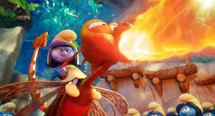 beauty and the beast town smurfs the lost village 2017 comingsoon net