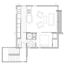 modern loft home plans home plan