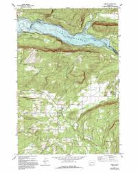 Yacolt Washington Map by Amboy Topographic Map Wa Usgs Topo Quad 45122h4