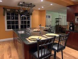 Stationary Kitchen Island by Popular Kitchen Island With Seating For 4 My Home Design Journey