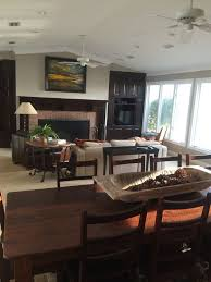 dining table in front of fireplace booking for spring summer 2018 vrbo