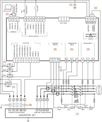 caterpillar sr4 generator wiring diagram lefuro com