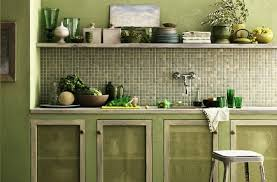 green kitchen backsplash tile green kitchens