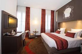 dans chambre hotel hôtel cognac 4 étoiles haut de gamme spa bar à cocktails