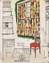 Free Curtain Sewing Patterns 49 Best Curtains Images On Pinterest Curtains Valances And