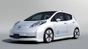 nissan leaf journey planner electric vehicle news december 2010