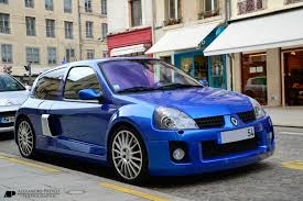 gallery of renault clio v6