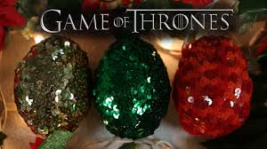 eggs ornaments of thrones diy gg