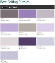 Shades Of Purple 69 Best L Shades Of Purple Paint Colours L Images On Pinterest