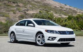 volkswagen white car 2017 volkswagen cc last lap the car guide