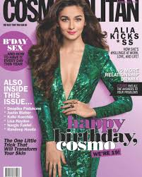 cosmopolitan omg alia bhatt looking so cosmopolitan magazine october