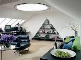 Home Office Ceiling Lighting by Voguish Modern Home Office Decorating Interior Showcasing
