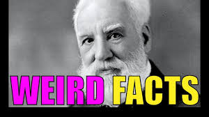 facts about alexander graham bell s telephone top 10 weird facts about alexander graham bell youtube